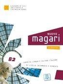NUOVO Magari B2 libro + audio CD