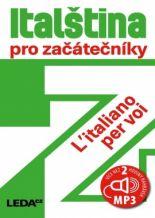 Italština pro začátečníky + MP3 audio CD