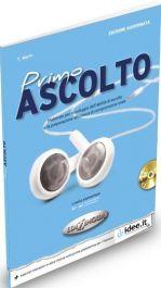 Primo Ascolto (edizione aggiornata) Libro dello studente + codice i-d-e-e + CD audio